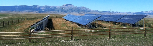 Solar electric Grid-tie or utility interactive power systems