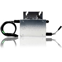 enphase micro-inverter with remote monitoring through enlighten